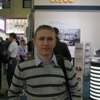 Милёхин Дмитрий (milyohin-dima) – Сетевой инженер