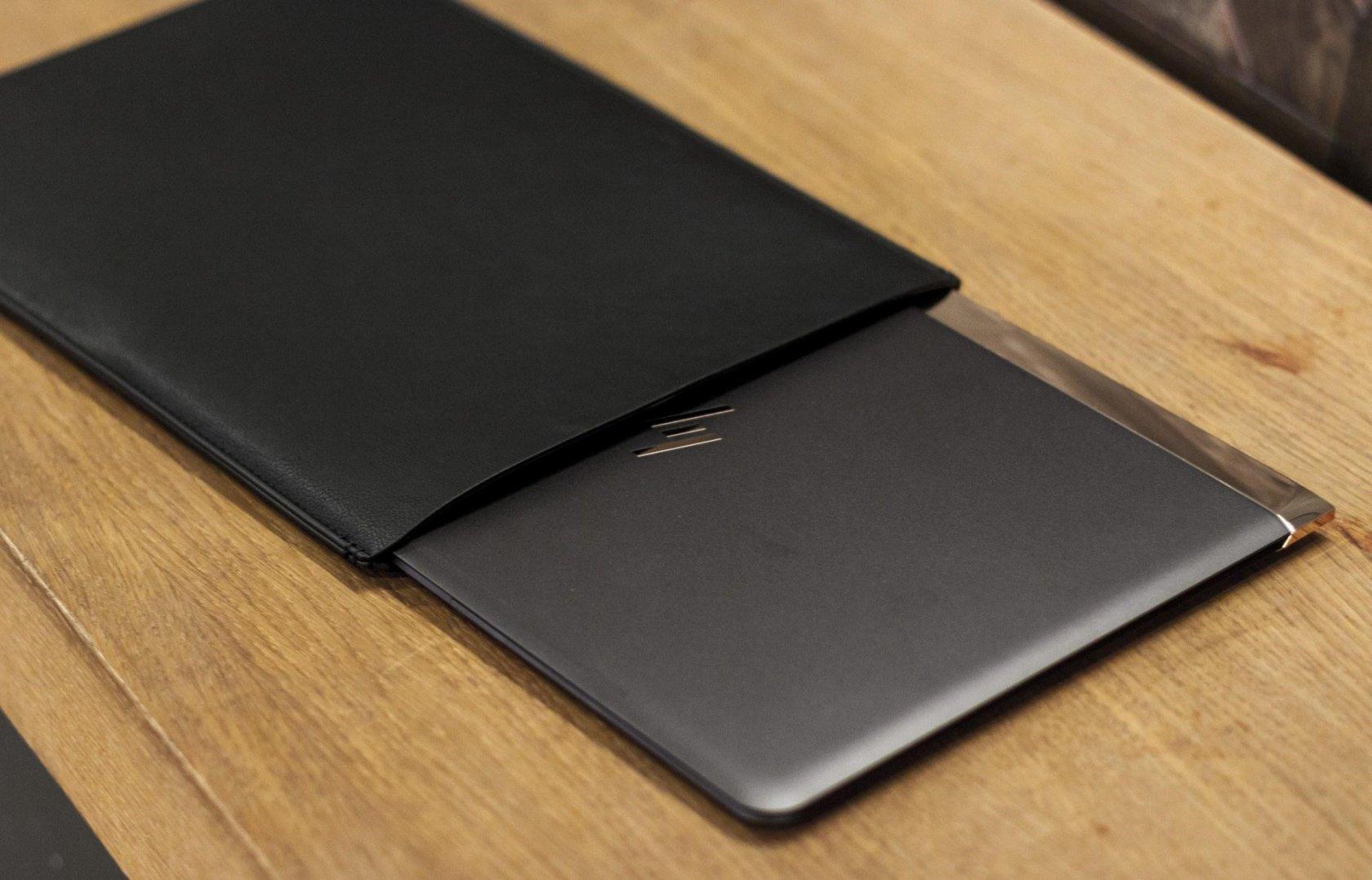 Технологии и дизайн в одном устройстве. Ноутбук HP Spectre 13