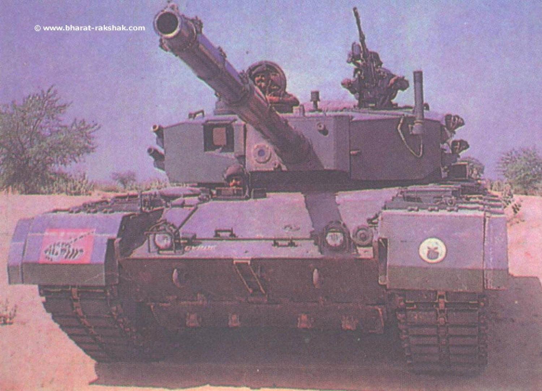 Прототип с 120-мм пушкой