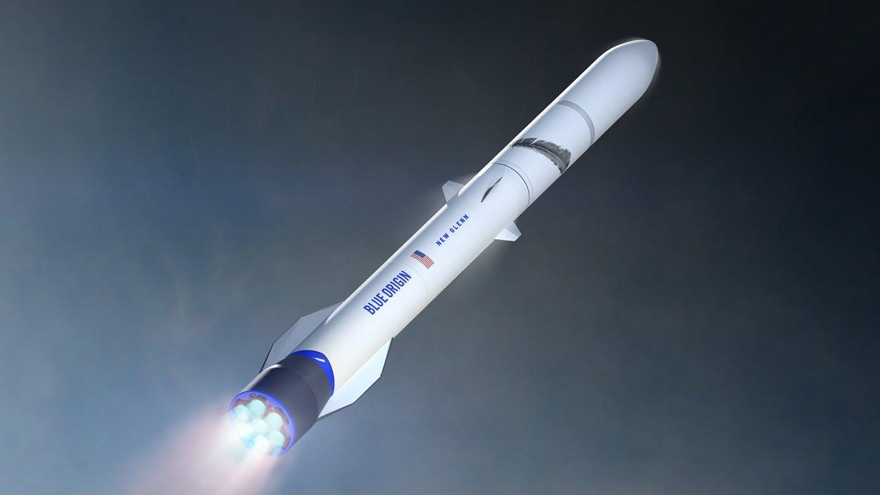 Ракетоноситель Blue Origin NewGlenn