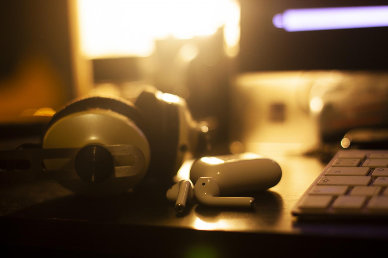 Ночь, музыка, клавиатура и Android Studio
