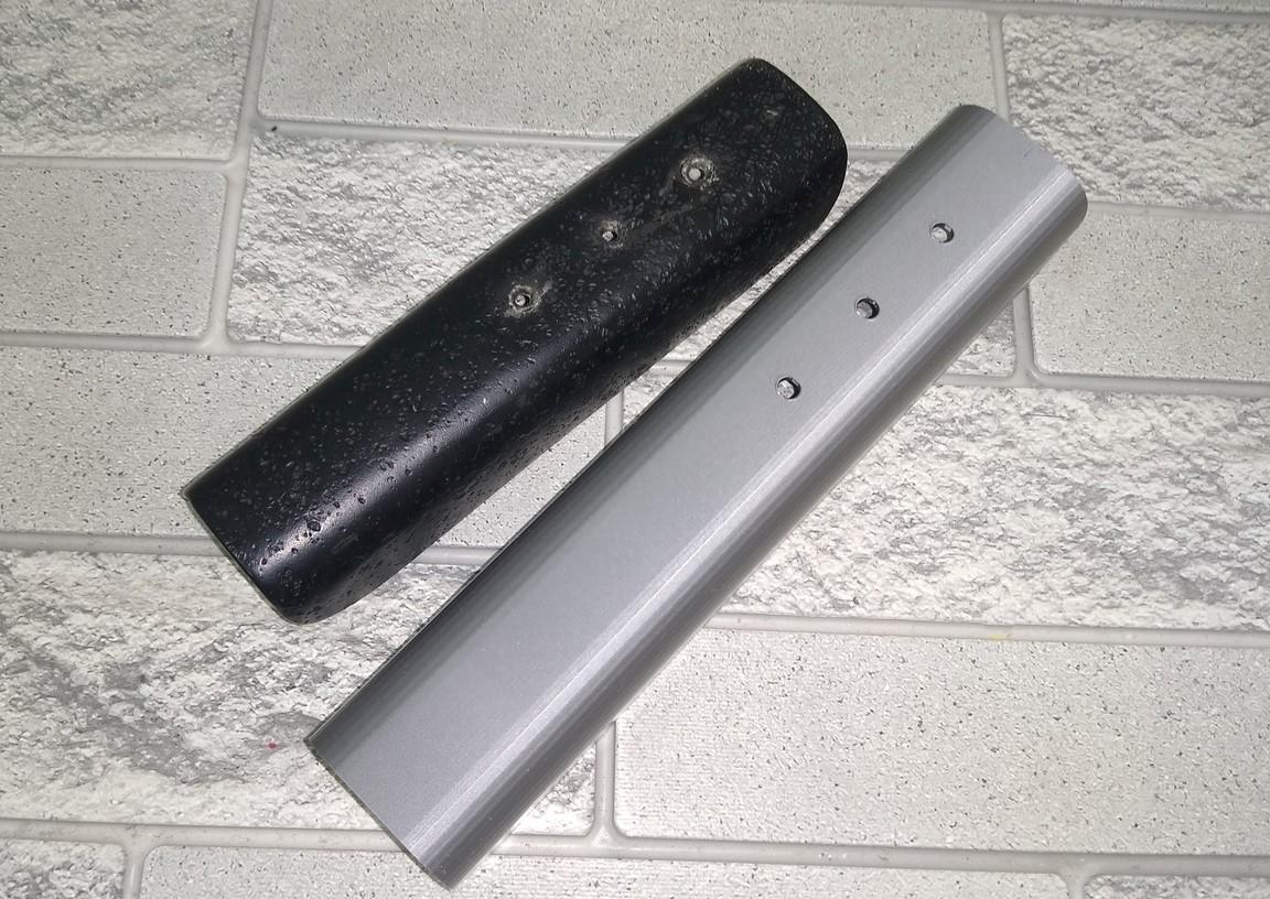 Подщечник на приклад из PLA пластика