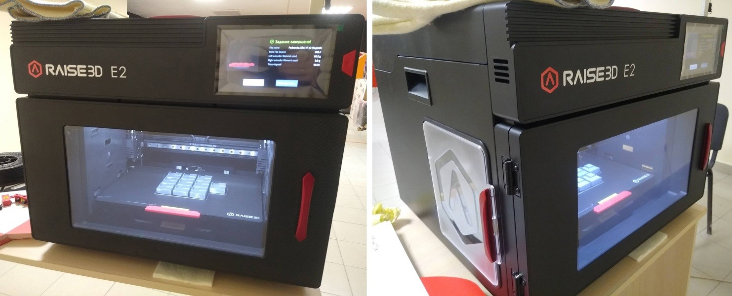 3D-принтеры в мастерской