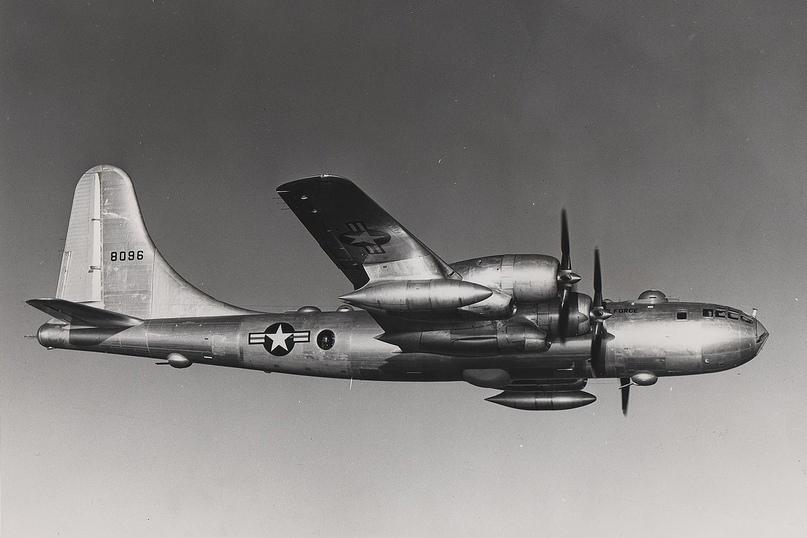 B-29 на максималках
