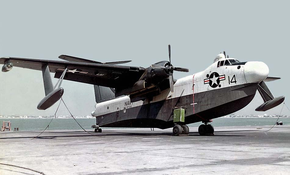 P-5M Marlin