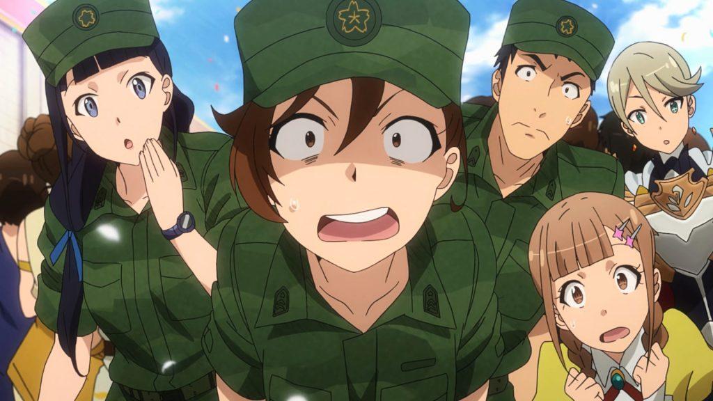 Аниме и пропаганда. Теперь и в армии: почему Силы самообороны Японии взяли на