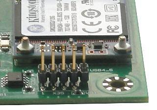 Пломбы нагайках крепления SSD кматеринской плате