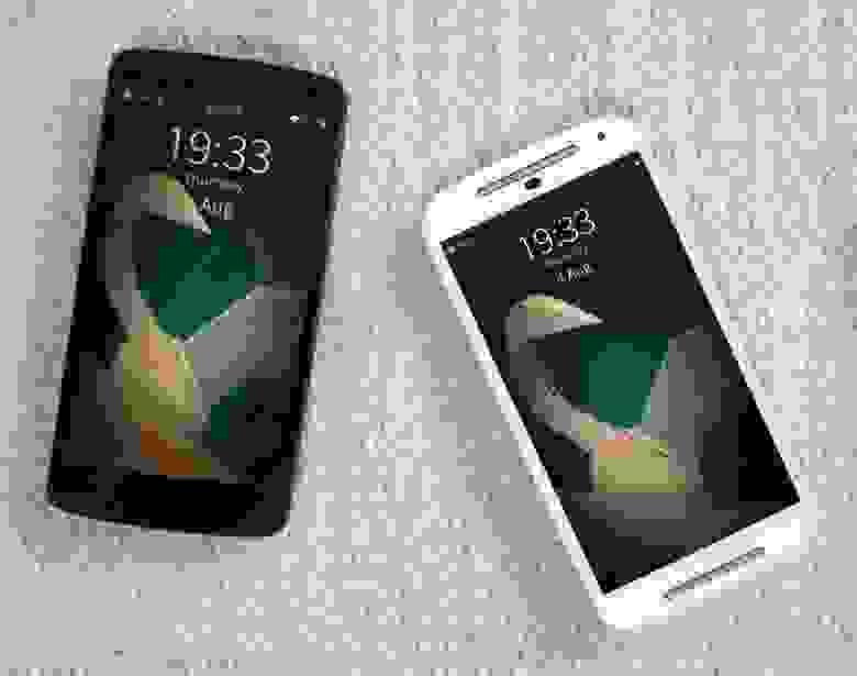 SailfishOS on nexus5 Moto g2