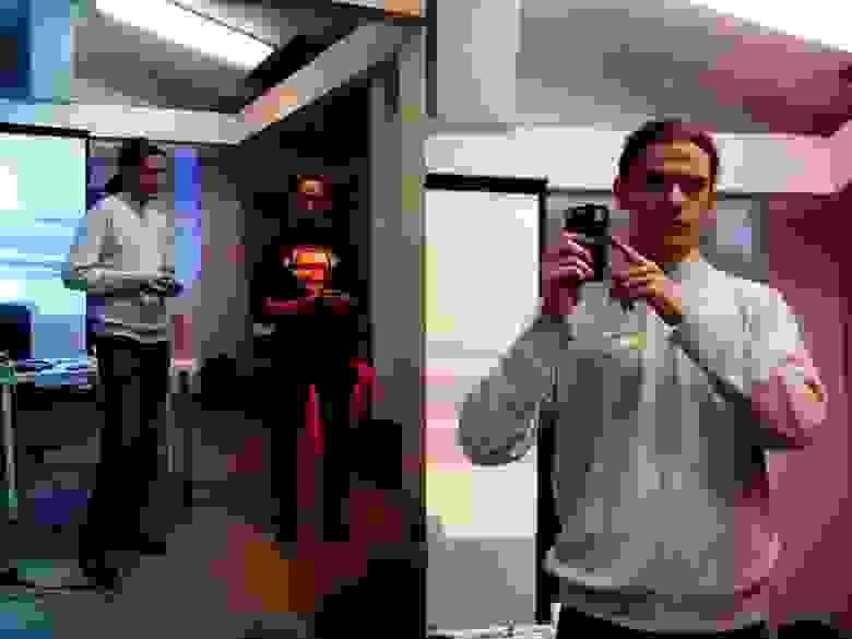 Диана Ильина и Сергей Иванов. Лаборатория физических основ и технологий беспроводной связи радиофизического факультета ННГУ