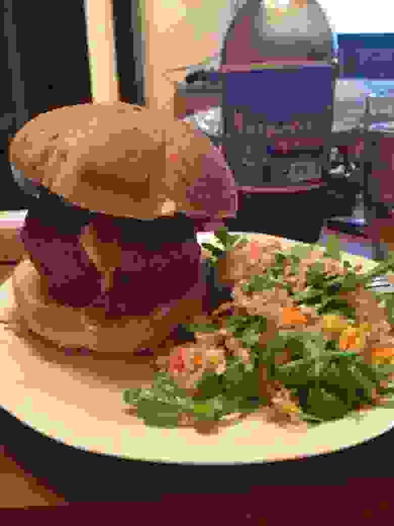 handmade hamburger-1