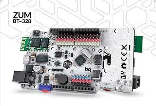 bq ZUM совместим с Arduino