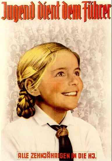 Jugend dient dem Fuhrer
