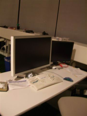 Новые фотографии офиса Google