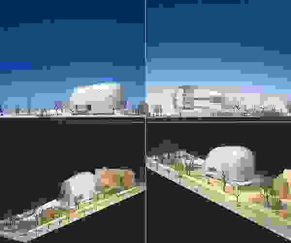 проект KPF (Kohn Pedersen Fox Architects