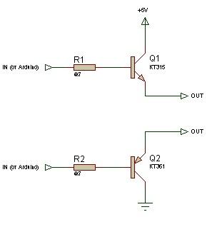 Схема ключа