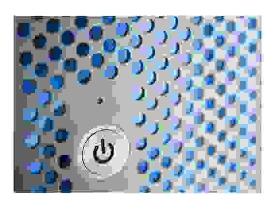 Power Button on Mac