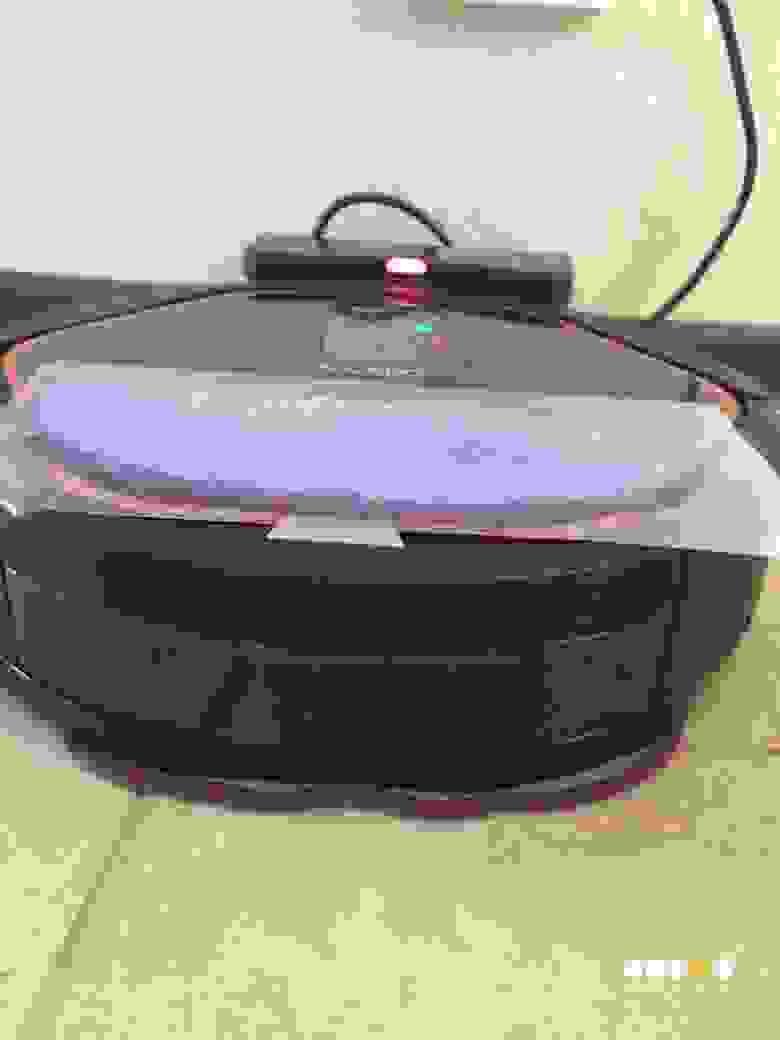 Влажная уборка iClebo Arte Carbon