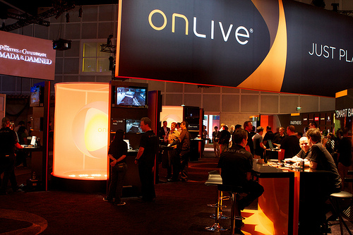 Onlive lounge