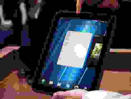 7 причин почему HP TouchPad лучше iPad 2