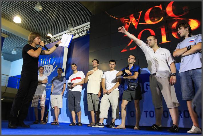 WCG Russia 2010