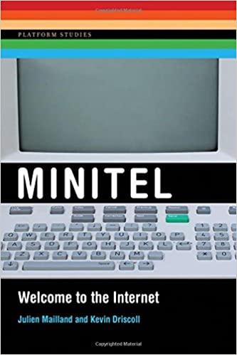 Minitel: Welcome to the Internet