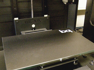 Тефлоновое покрытие bq для 3D-принтеров