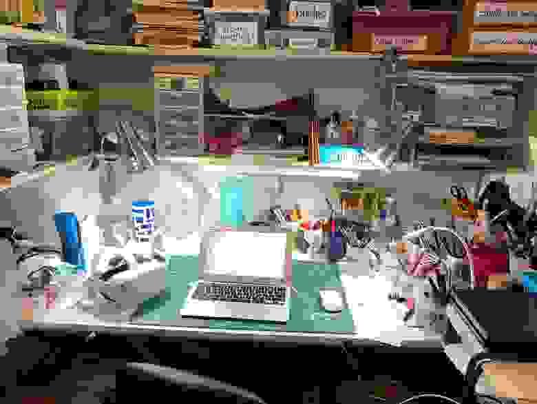 RL workplace