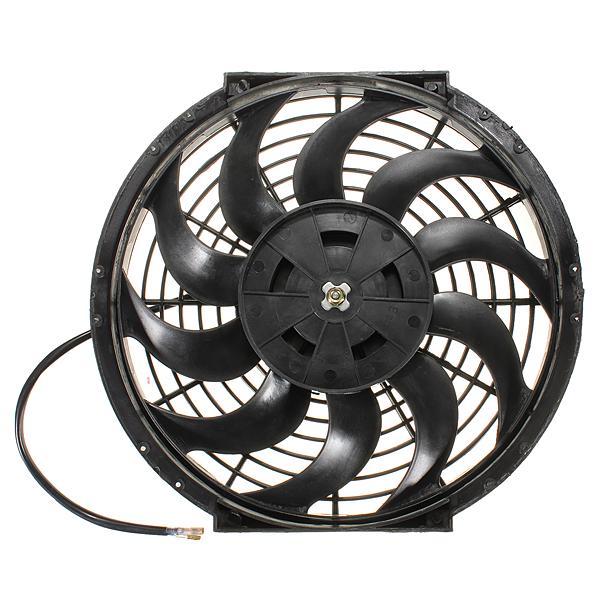 автомобильный вентилятор радиатора