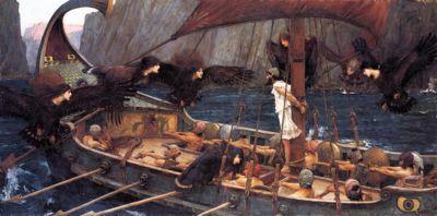 Одисей и сирены