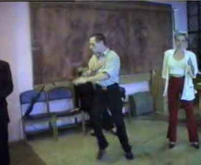Танцующий белорус стал звездой YouTube