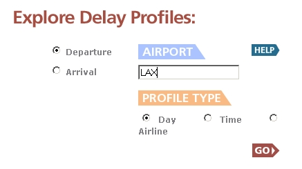Delaycast: find delay predictions