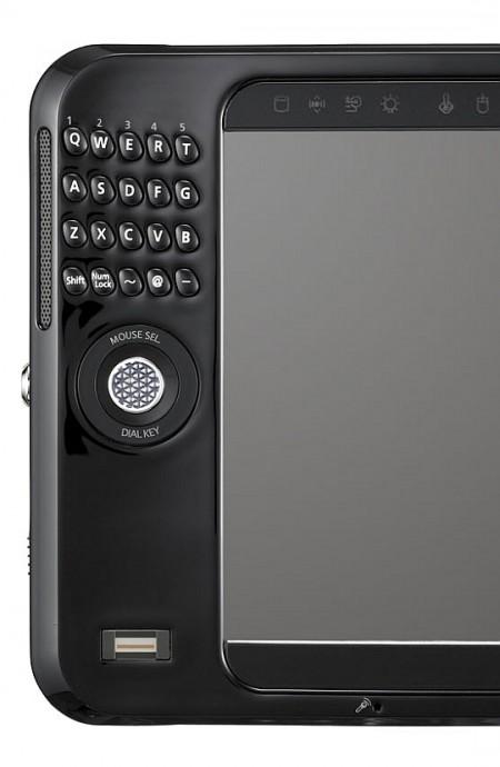 Samsung Q1 Ultra левая часть