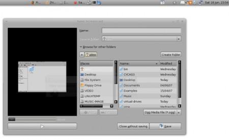Istanbul Desktop Session Recorder