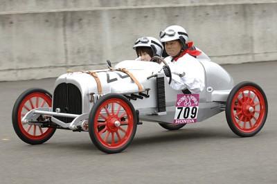Японские бабушки тоже любят Honda
