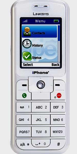 Linksys iPhone