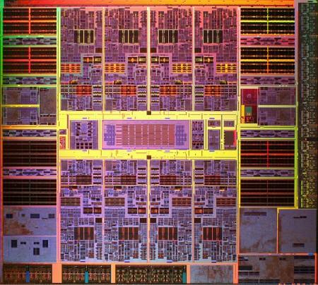 Архитектура восьмиядерного процессора UltraSPARC T2