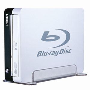 Внешний привод Blu-ray от Lite-On