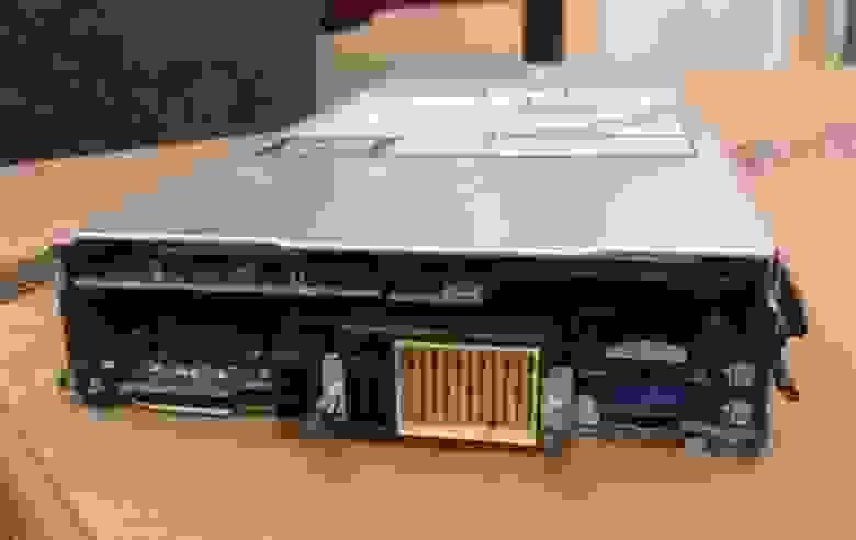 Блейд сервер