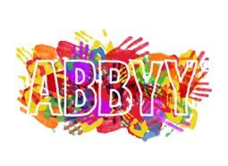 ABBYY happy logo