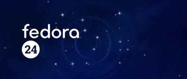 Fedora 24