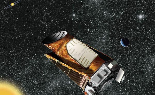 Кеплер глазами художника