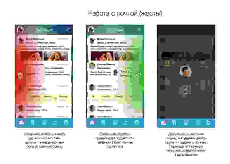 Юрий Костенко: Tinder-подобные действия