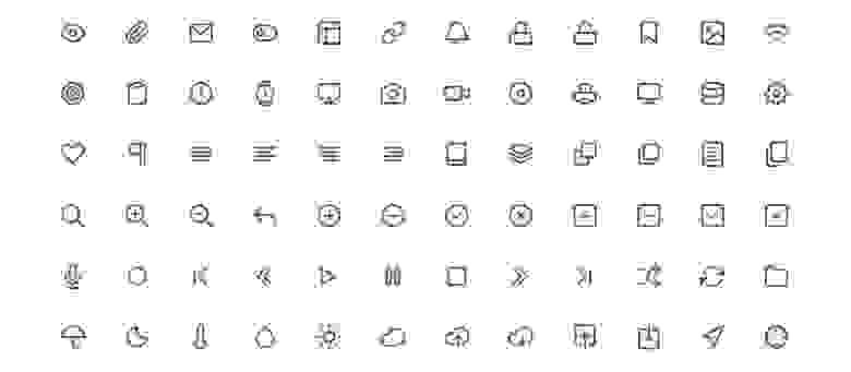 Feather Icons
