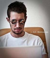 I. Am. Robocop.