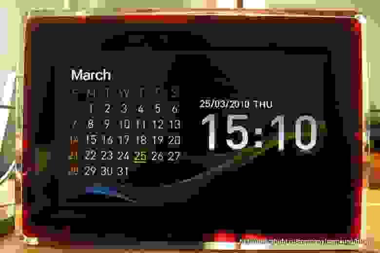 Обзор: Цифровая фоторамка Samsung SPF-87H
