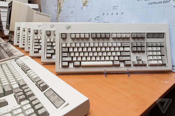 Клавиатура IBM Model M