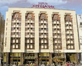 Отель Крещатик, ул.Крещатик 14