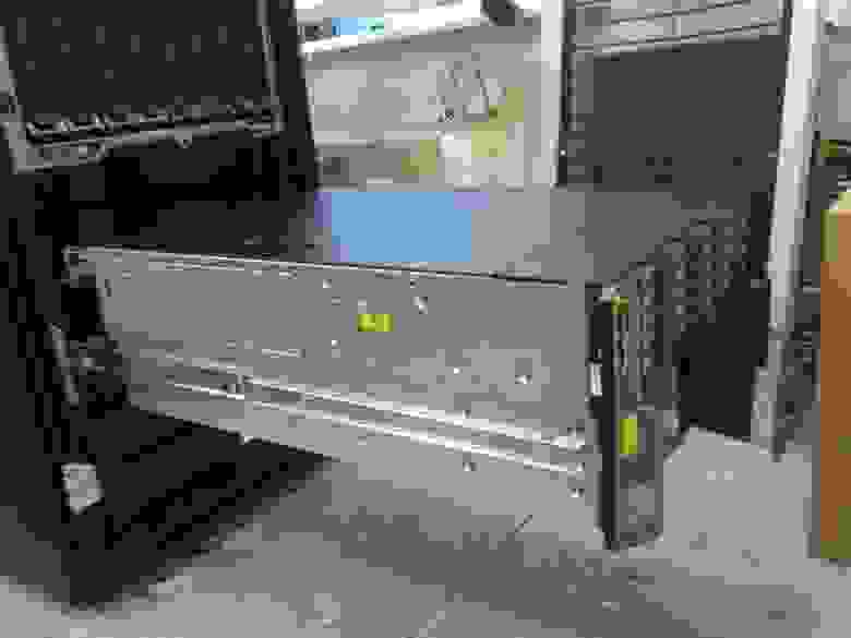 Устанавливаем корзину без серверов