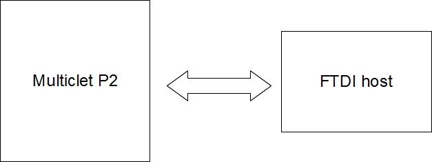 Multiclet - FTDI