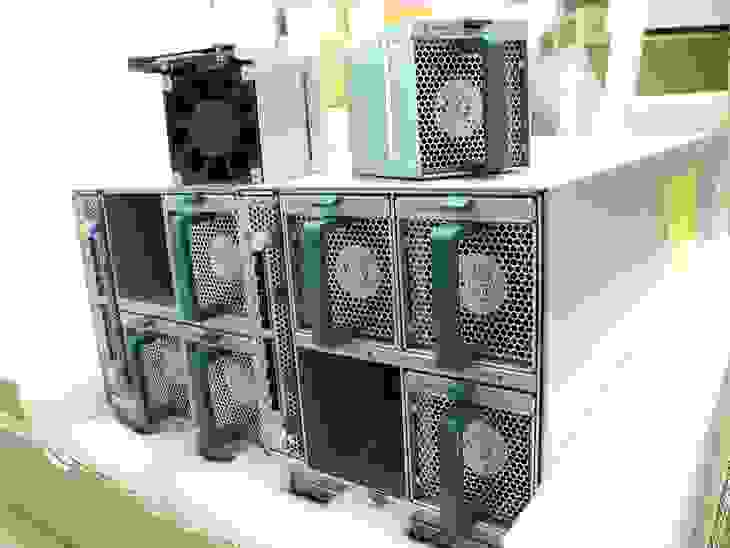 fan of cisco UCS blade Chassis